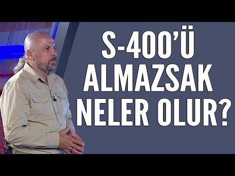 S-400'ü almalı mı yoksa almamalı mı? Mete Yarar Türkiye'yi bekleyen tehlikeyi açıkladı