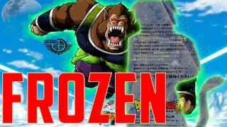ORIGIN Revealed! FROZEN Ancient Saiyans In Dragon Ball Movie 2018 EXPLAINED