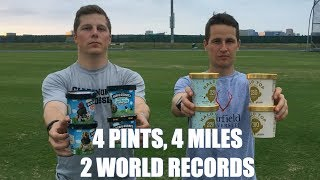 Fleming Park Inaugural Beer Mile