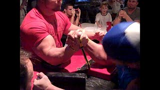 2014 Call For a Brawl - Travis Bagent Armwrestling Tournament!