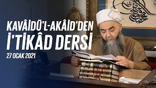 Kavâidü'l-Akâid Dersi 44. Bölüm