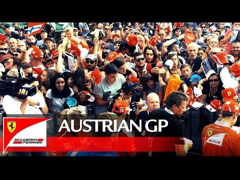 Austrian Grand Prix - So far, before the start