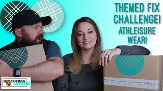 Stitch Fix | Athletic Wear Challenge!