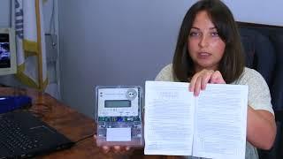 Счетчик учета электроэнергии СТК1-10. К52I0Zt от компании ПКФ «Электромотор» - видео