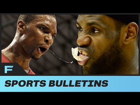 NBA Asks Players to Avoid Spitting, Clearing Noses, Licking Hands, More Habits As Season Resumes