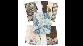 Carpe Diem Personal Planner - Mint Vintage Floral