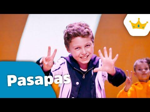 Kinderen Voor Kinderen Pasapas Officiële Koningsspelen Videoclip