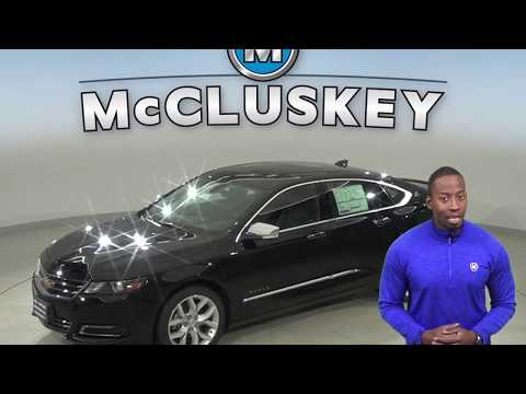New 2020 Chevrolet Impala Premier