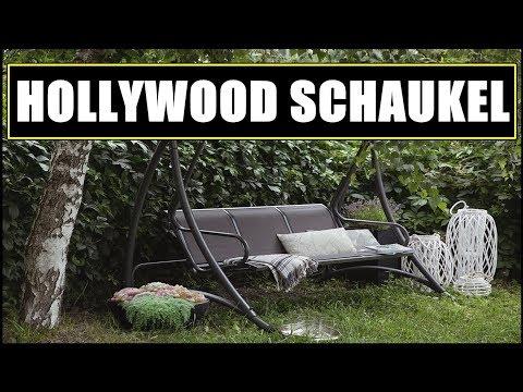 💎 DIE BESTEN 5 HOLLYWOODSCHAUKEL MODELLE ★ Welche Hollywoodschaukel kaufen? - Angerer, ASS Design..