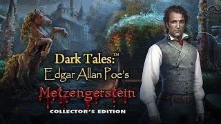 Dark Tales: Edgar Allan Poe's Metzengerstein Collector's Edition video