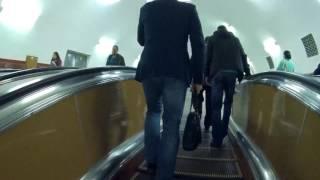 """Переход """"Таганская"""" Кольцевая линия - """"Таганская"""" Таганско-Краснопресненская линия"""