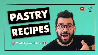 Cooking Like An Italian With   Pastry Chef Daniele Tasso