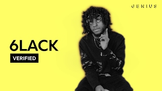 6LACK 'PRBLMS' Official Lyrics & Meaning | Verified