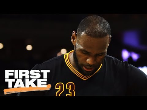 Does LeBron James Get A Pass If Cavaliers Lose NBA Finals? | First Take | June 7, 2017