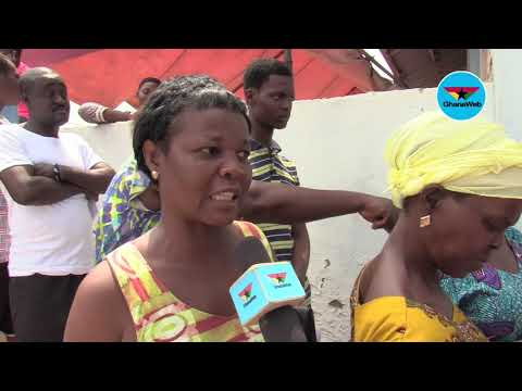 Ghana card registration: Dworwulu, Alajo residents disappointed in the slow pace of service