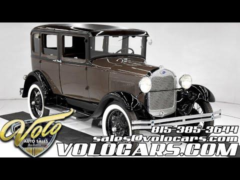 1929 Ford Model A (CC-1424194) for sale in Volo, Illinois