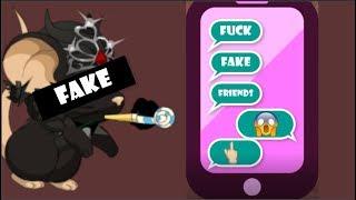 ♫Transformice♫ Teledysk: F*ck Fake Friends