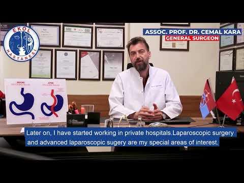 Genel Cerrahi Uzmanı Doç. Dr. Cemal Kara kimdir?