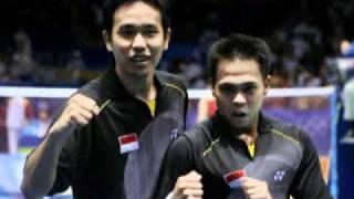 Atlet Bulutangkis Indonesia