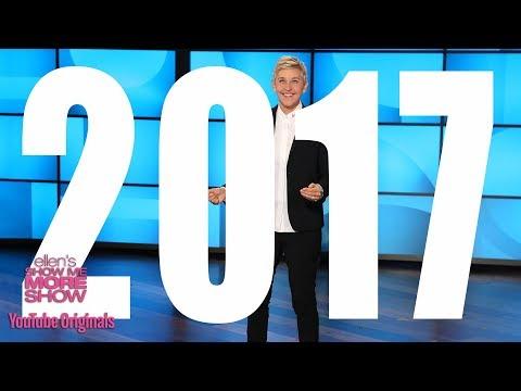 Ellen's 2017 Rewind
