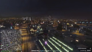 GTA Online Freemode and Quick Joining Randoms