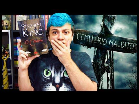 CEMITÉRIO MALDITO FAZ JUS A STEPHEN KING? | #Iago