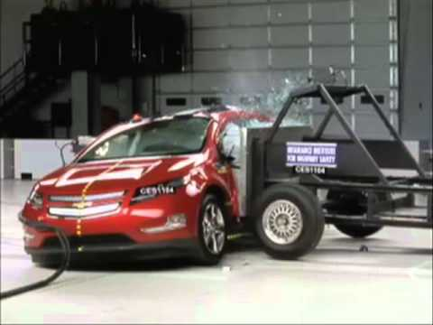 Chevy Volt problems may have been deferred by NHTSA to