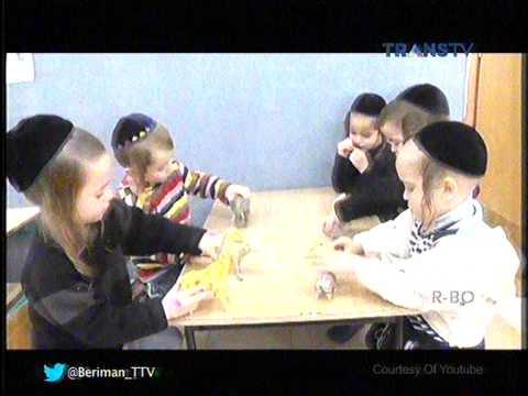 Berita Islami Masakini : Rahasia Kecerdasan Anak Yahudi