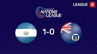 #CNL Highlights - El Salvador 1-0 Montserrat