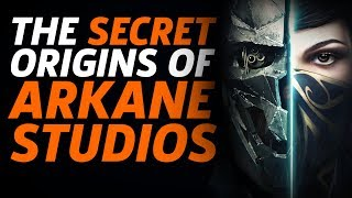 Failure to Fame: The Secret Origins of Arkane Studios