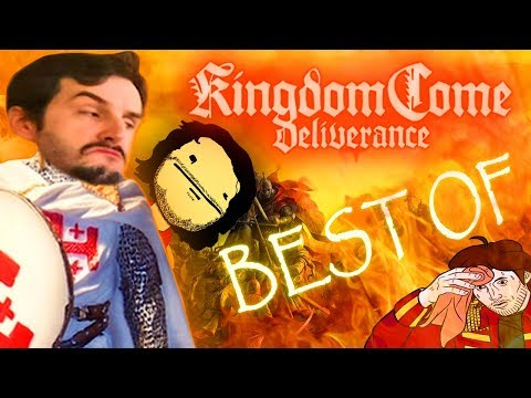 KINGDOM COME DELIVERANCE : BEST OF DES LIVES !!! avec Bob Lennon