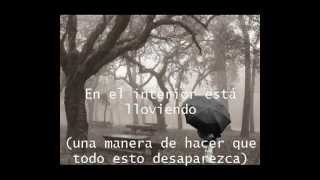 Art of Dying-Inside It's Raining sub. Español