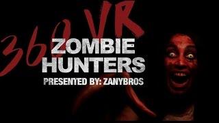 [VR360] KOREAN ZOMBIE SHORT FILM! PELÍCULA COREANA DE ZOMBIES!  Zombie Hunter : NEW ERA