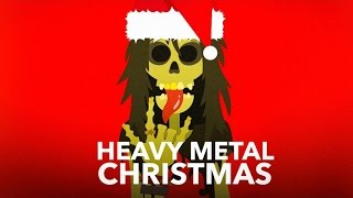 Heavy Metal Xmas - Rock, Hard Rock and Metal Christmas Carols (Compilation)