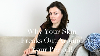 Why Your Skin Freaks Out Around Your Period! | Dr Sam in The City