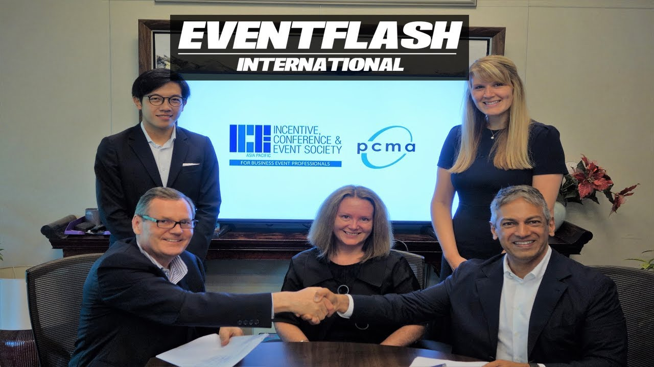 EventFlash International: PCMA makes big announcement