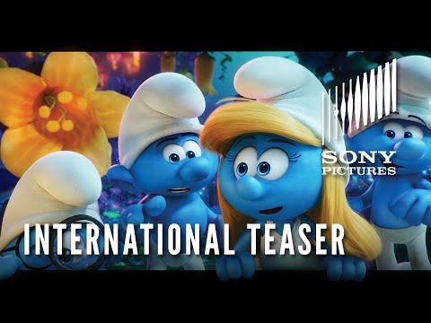 Smurfs: The Lost Village (International Teaser)
