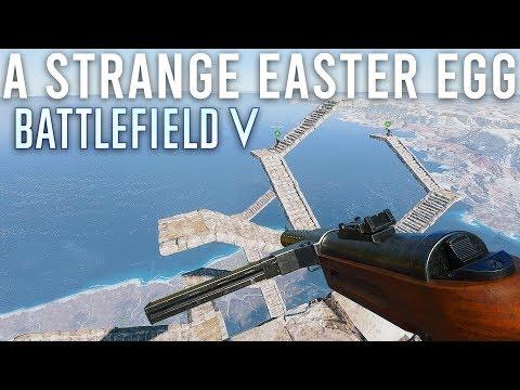 A Strange Easter Egg - Battlefield V