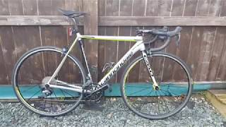 Why Don't I Have A Carbon Road Bike? (Cannondale CAAD12 Shimano Ultegra R8000)