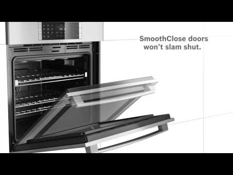 BOSCH SMOOTHCLOSE DOORS - NOTHING LIKE A BOSCH