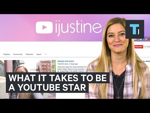 Here's what it takes to be a YouTube star — according to iJustine