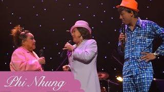 Hài Kịch Hồng Nga, Ngọc Giàu, Trấn Thành || Liveshow Phi Nhung 20 Năm