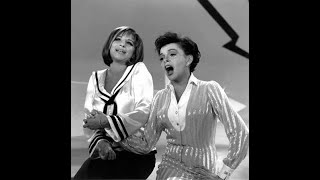 Happy Days Are Here Again / Get Happy (Judy Garland & Barbra Streisand)