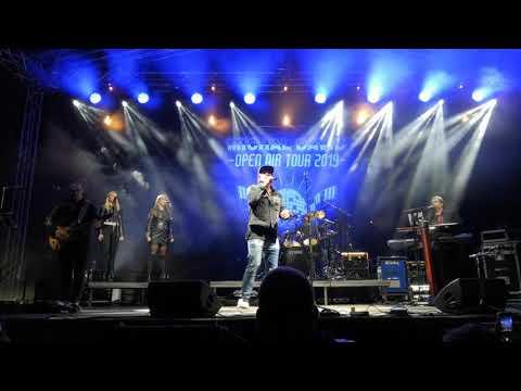Sagvan Tofi 2019, Michal David Open Air Tour Hlinsko 2019
