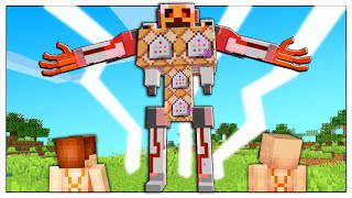 IL DIO DI MINECRAFT VUOLE DISTRUGGERE IL NOSTRO MONDO! - Minecraft ITA