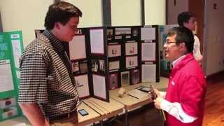 preview picture of video 'Gaston Regional Science and Engineering Fair'