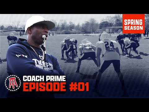 Deion Sanders and JSU's New Beginning   Coach Prime Ep. 1