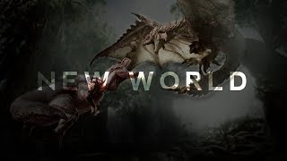 Monster Hunter World: A New World
