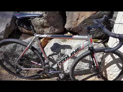 2015 Redline Conquest Cyclocross bike super quick review