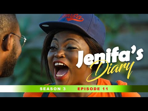 Jenifa's diary S3EP11 - MIND YOUR BUSINESS | Watch Latest Season On SceneOneTV App